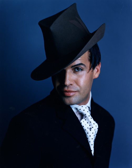 , 'Billy Zane,' 1997, CAMERA WORK
