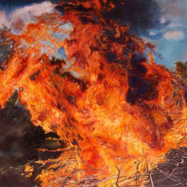 , 'Blaze,' 2017, Abbozzo Gallery