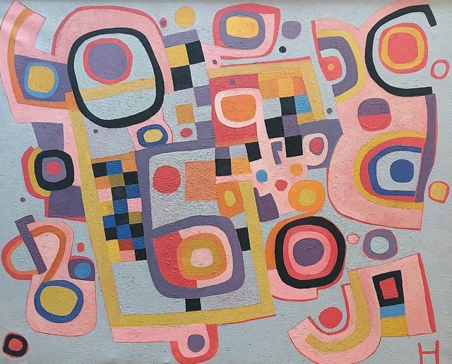 Patrick Burke, 'Reflections of Humperdinck', 1962, Lawrence Fine Art