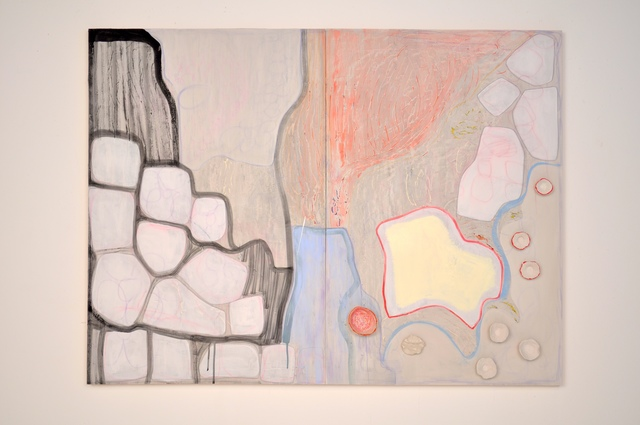 , 'Ashes at My Feet,' 2017, John Molloy Gallery