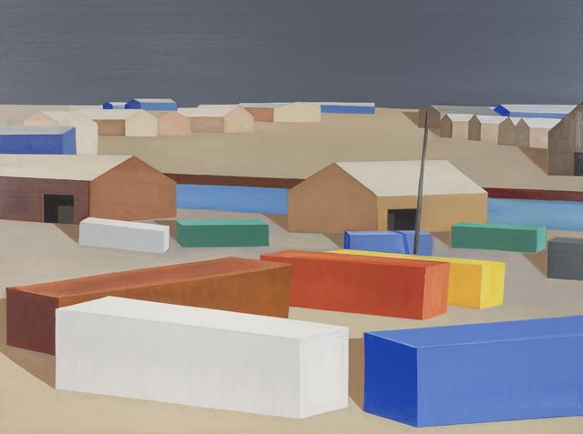 , 'Shelters Shipyard,' 2018, Desta Gallery