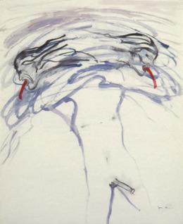 , 'Male Bomb I,' 1966, Galerie Lelong & Co.