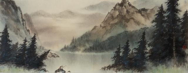 , 'Landscape I 山水圖 (一) ,' 2015, Our Gallery