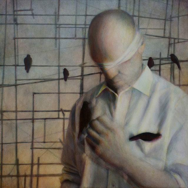 , 'The Lesson,' 2018, Catherine Edelman Gallery
