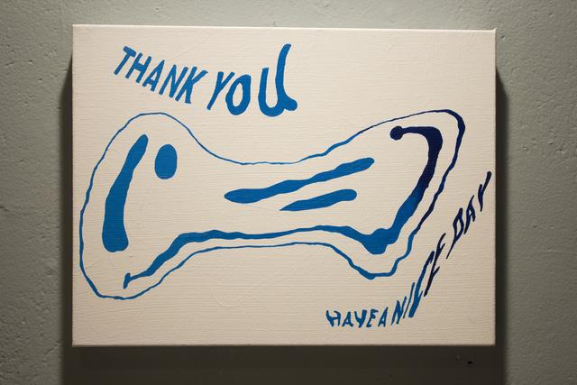 , 'Have a Nice Day,' 2014, Pablo Cardoza Gallery