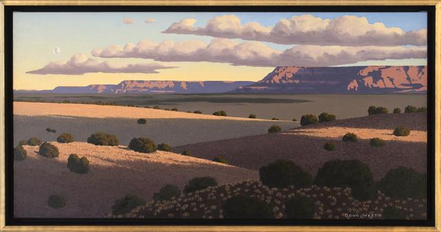 , 'Navajo Steps,' 2018, Blue Rain Gallery