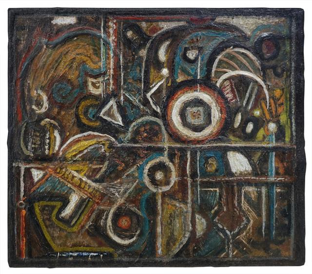 , 'Untitled,' circa 1940s, Hollis Taggart