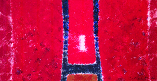 H.A. Sigg, 'Within the Red III', 2006, Walter Wickiser Gallery