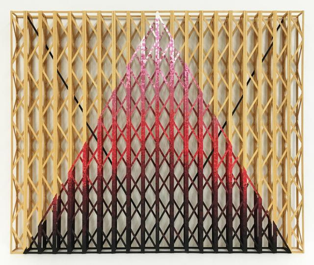 , 'MON ST V,' 1987, Aicon Gallery