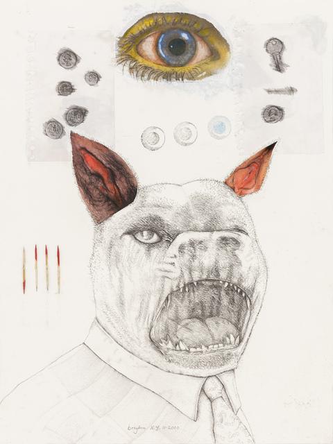 , 'Doggod,' 2000, Stevenson