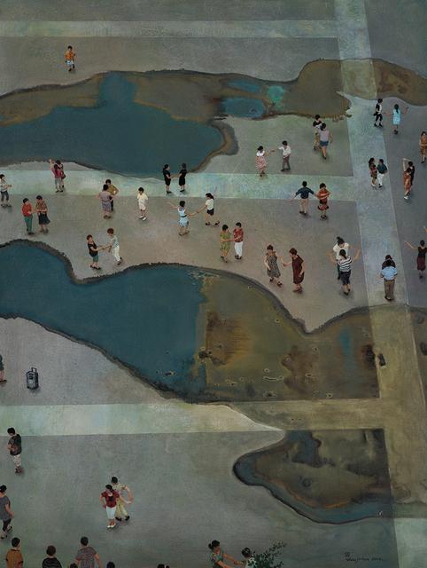 , 'Wet Paradise 湿•乐园,' 2017, ART LABOR Gallery