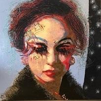 , 'matylda,' 2017, Galeri Selvin