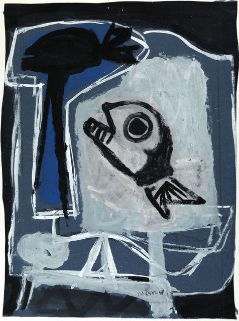 , 'Le Poisson,' 1947, Centre Pompidou