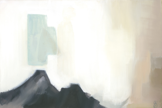 , 'Blue Rectangle,' , Long-Sharp Gallery