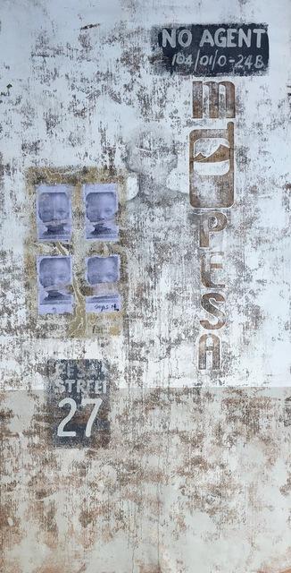 , '27 No Agent,' 2016, ARTLabAfrica