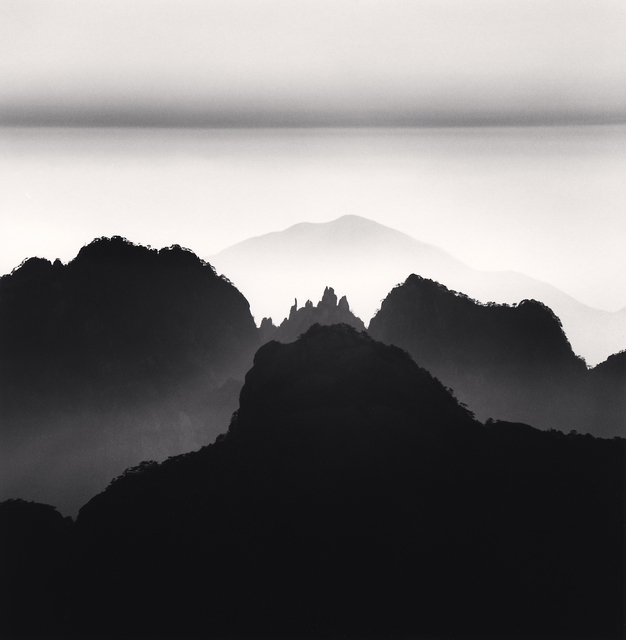 , 'Huangshan Mountains, Study 2, Anhui, China,' 2008, Patricia Conde Galería