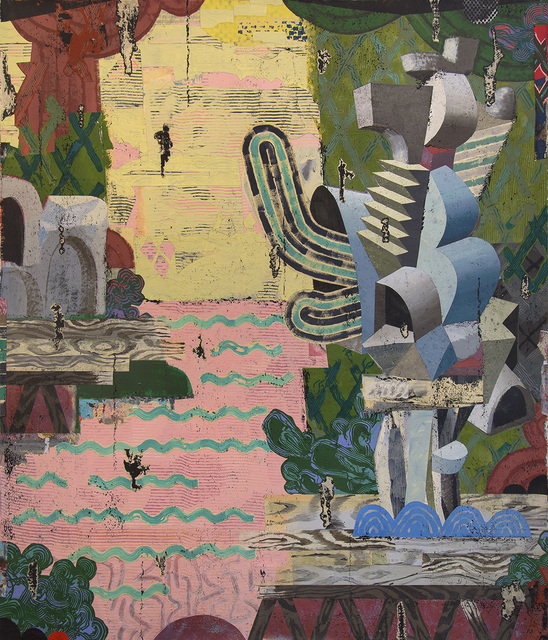 David Hytone, 'The Excursionist', 2019, Linda Hodges Gallery