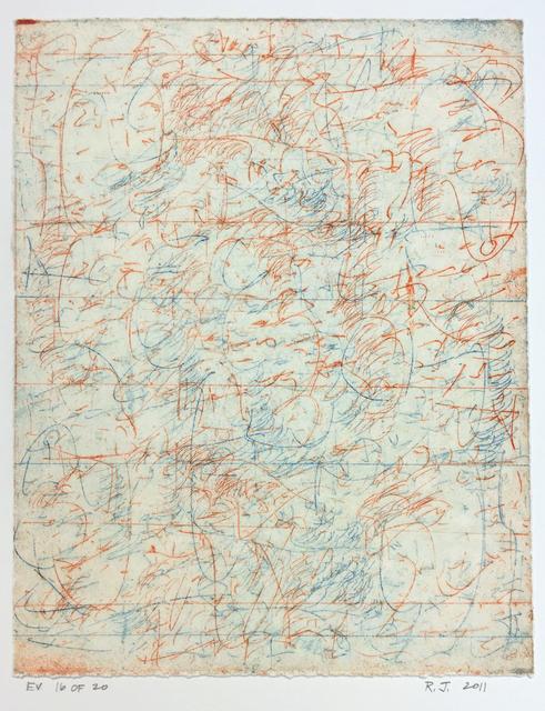 Robert C. Jones, 'EV 16 of 20', 2011, G. Gibson Gallery