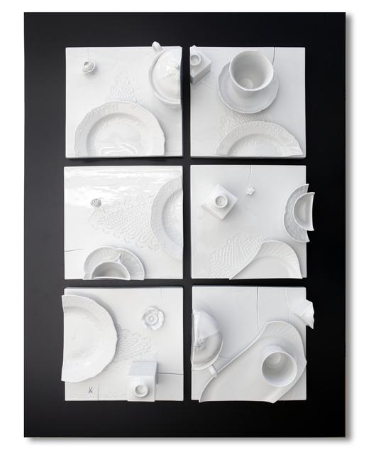 , 'Kleiner Tisch I,' 2014, LEVY Galerie