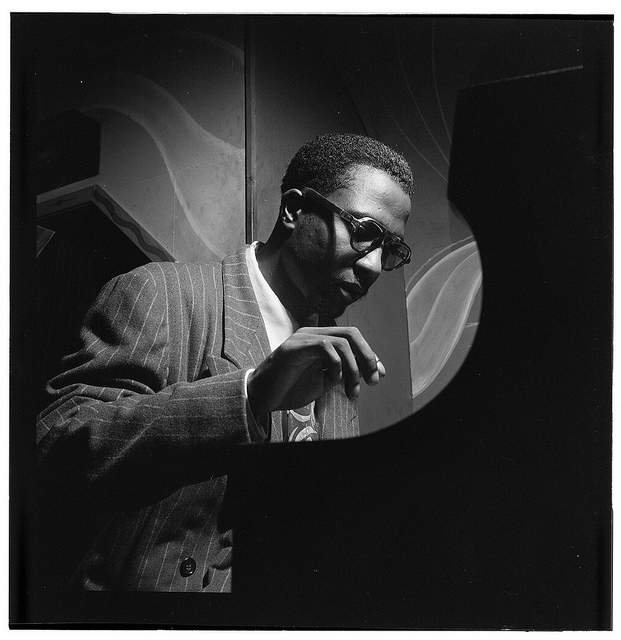 , 'Thelonious Monk, Minton's Playhouse, New York, N.Y.,' 1947, Gallery 270