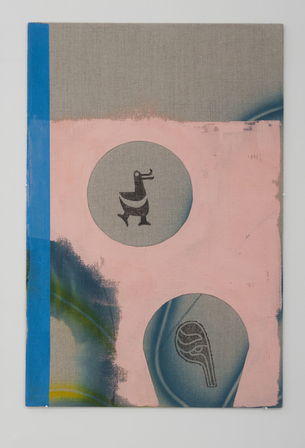 , 'Dada Head IV,' 2016, KaBe Contemporary