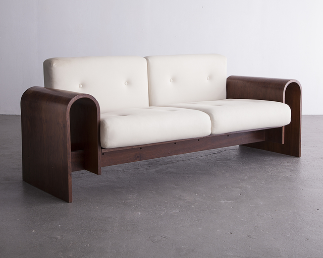 , 'Two-seat sofa for the SESC hotel, 1990,' 2007, R & Company