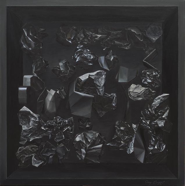 , 'Charcoal ,' 2018, ArteMorfosis - Galería de Arte Cubano