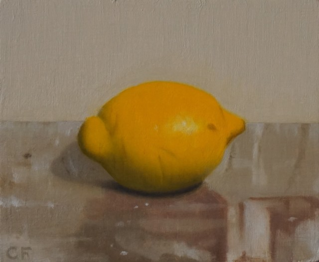 , 'Lemon,' 2017, Cerulean Arts