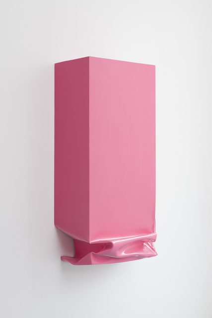 , 'Throw (Pink),' 2013, Wetterling Gallery