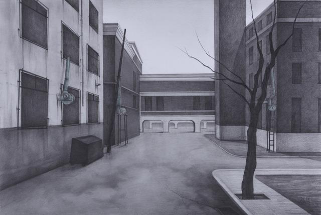 , 'Factory 3,' 2013, Chambers Fine Art