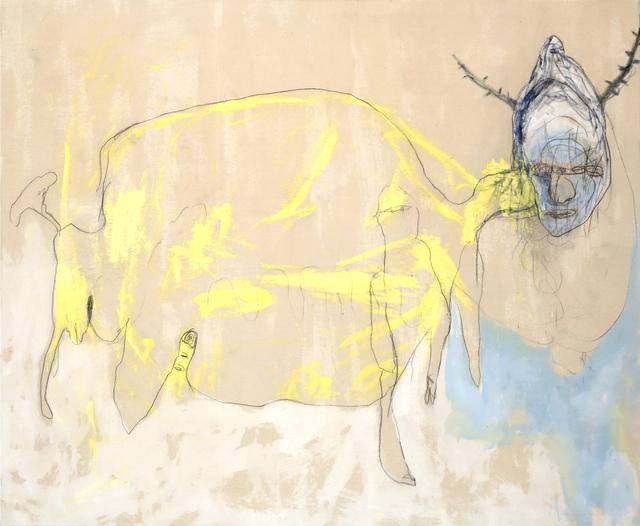 , 'PORON PÖKKIMÄ,' 2016, Galerie Krinzinger