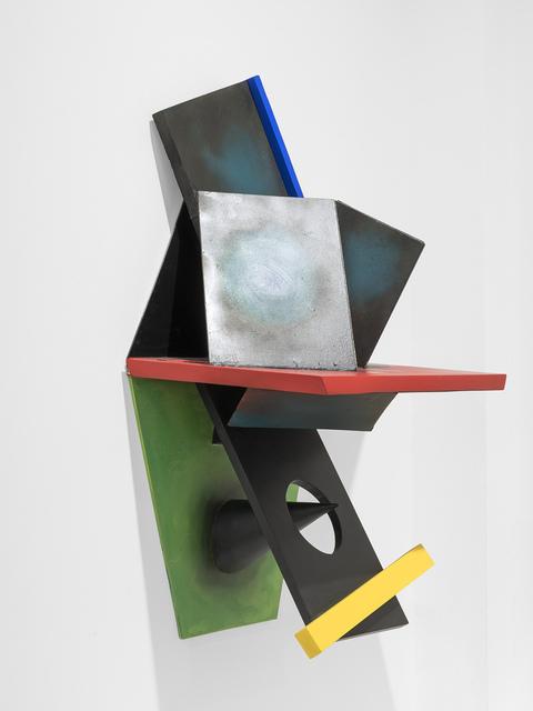 , 'Eta-Boite et Cone,' 2016, Galerie Lelong & Co.