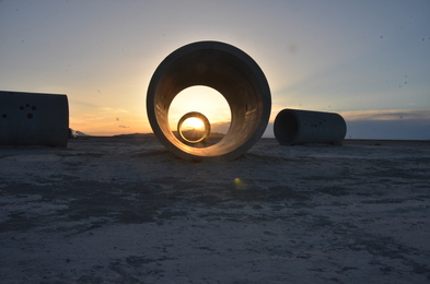 Experience Land Art (Exploring the Spiral Jetty and the Sun Tunnels), Travel dates flexible.