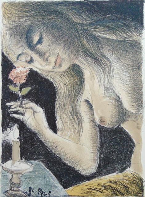 , ' The Siren | La Sirène,' 1969, Gilden's Art Gallery