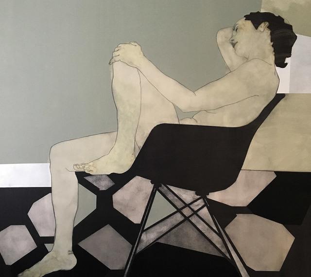 , 'Mathein,' 2018, Rebecca Hossack Art Gallery