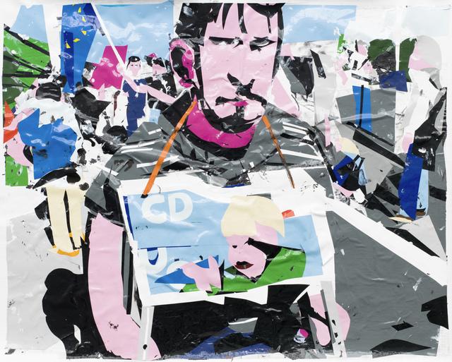 , 'Untitled,' 2015, Galerie Guido W. Baudach