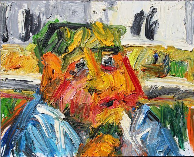 Thomas Brady, 'Man By The Window', 2019, Bill Lowe Gallery