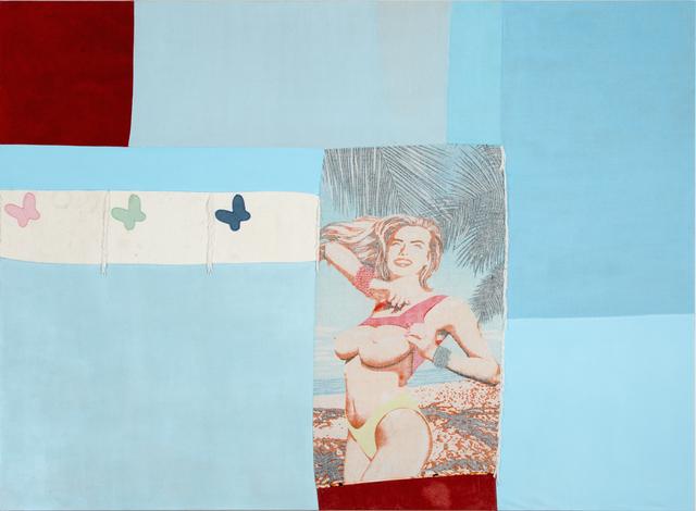 , 'Amazons (Painting I),' 2014, Thomas Dane Gallery