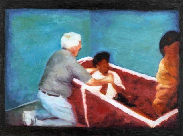 , 'Five Godot – Coastline No.7,' 2014, EGG Gallery