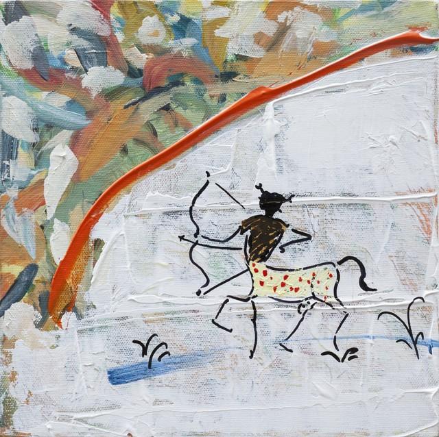 , '人马座Sagittarius,' 2008+2017, Aye Gallery