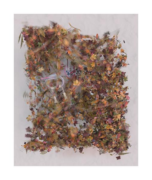 , 'Humongous Hallali,' 2017, Galerie Reinhard Hauff