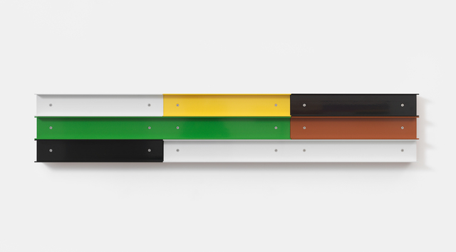 Liam Gillick, 'Contraction Channelled', 2018, Esther Schipper