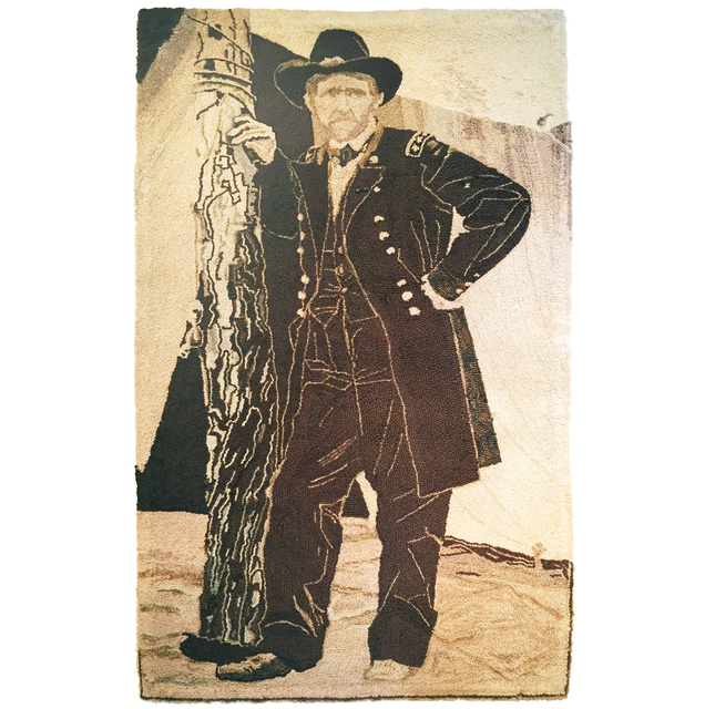, 'General Grant After Brady,' 1960, Allan Stone Projects