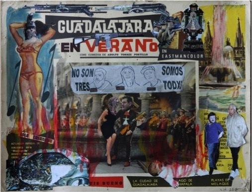 , 'Guadalajara en verano,' 2018, NM Contemporáneo