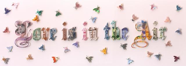 , 'Love is in the Air,' 2014, Mario Mauroner Contemporary Art Salzburg-Vienna