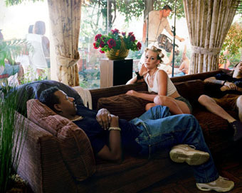 Larry Sultan, 'Tasha's Third Film', 1998, Galerie Thomas Zander