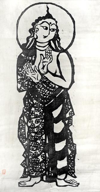 , 'Samanthabhadra, Incarnation of Buddha's Fundamental Element,' 1960, Ronin Gallery