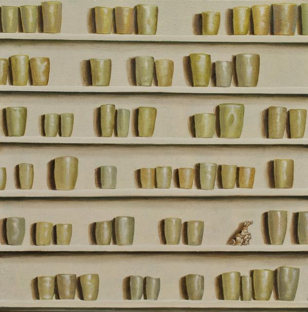 , 'Edmund de Waal's Dog,' 2017, Sarah Wiseman Gallery
