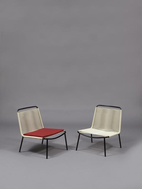, 'Pair of armchairs 151,' 1953/1954, Galerie Pascal Cuisinier