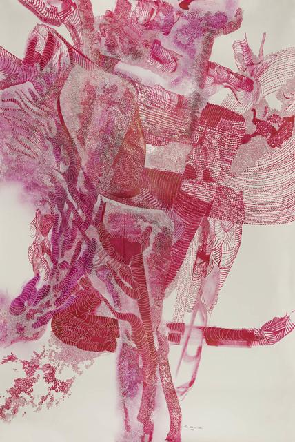 , 'La dance des Ecorchées 7,' 2017, Spotte Art